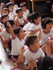 画像:スイカ割り大会 2014/08/29