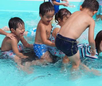 画像: 2021年 7月14日(水) プールのおもちゃを作ろう!