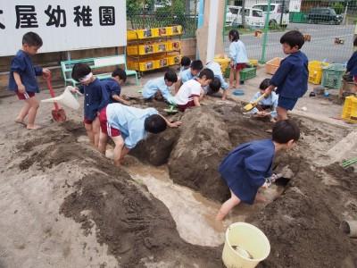 画像: ※中止※ 2021年6月1日(火) お砂場で遊ぶおもちゃを作ろう