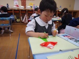 折り紙桜2