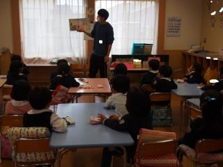 避難訓練桜3